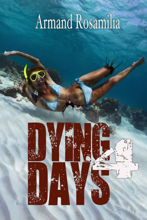 Sneak peek at Dying Days 4 cover art